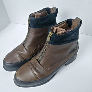 Ariat Bromont Waterproof Insulated Zip Boots. 7